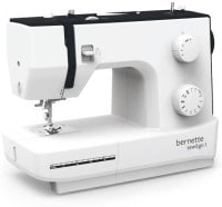 Bernette Sew-Go 1 Electric Sewing Machine (White)