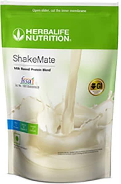 Herbalife ShakeMate Milk based protien blend Protein Blends (600GM)