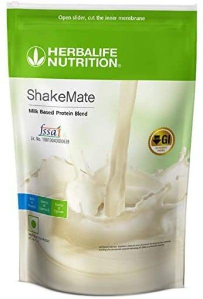 Herbalife ShakeMate Milk based protien blend Protein Blends (500GM)