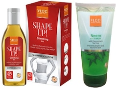 VLCC Shape Up Slim Oil (100ML)