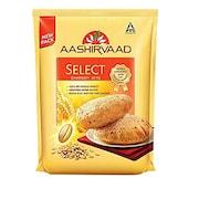 Aashirvaad Sharbati Select Wheat Flour (2KG)