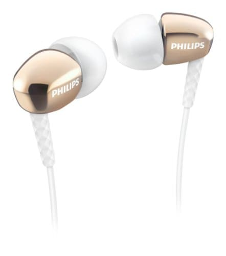 Philips SHE3900GD Headphone (Gold)