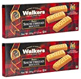 Walkers Shortbread Rounds Butter Biscuits (150GM, Pack of 2)