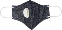Usha Shriram Dust Protection Anti Pollution Mask (Black, Pack of 2)