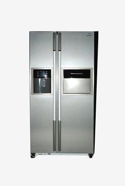 Videocon 604 L Frost Free Side by Side 5 Star Refrigerator (VPL60ZPS, Platinum Silver)