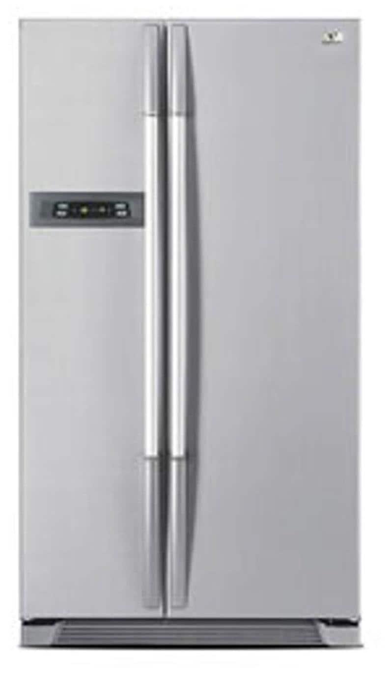 Videocon 618 L Frost Free Side by Side 3 Star Refrigerator (VPP60ZPSFS, Platinum Silver)