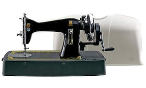 Handu Silai Manual Sewing Machine (Black)