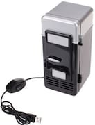 Shrih 1 L Direct Cool Single Door Refrigerator (SH0553, Grey)