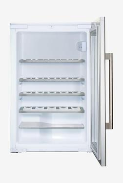 Siemens 149 L Direct Cool Single Door 4 Star Refrigerator (KF18WA40IE, Silver)