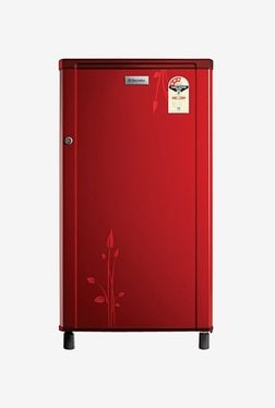 Electrolux 150 L Direct Cool Single Door 3 Star Refrigerator (EBP163, Red)