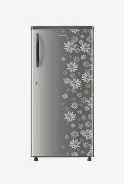Panasonic 190 L Direct Cool Single Door 5 Star Refrigerator (A195STGFP, Grey)