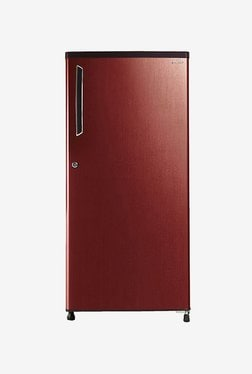 Panasonic 190 L Direct Cool Single Door 5 Star Refrigerator (A195STWHP, Wine Red)
