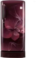 Compare LG 190 L Direct Cool Single Door 4 Star Refrigerator (GL D201ASDX)