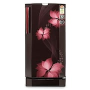 Godrej 190 L Direct Cool Single Door 4 Star Refrigerator (RD EDGE PRO 190CT 4.2, Wine Breeze)