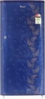 Whirlpool 190 L Direct Cool Single Door 3 Star Refrigerator (WDE 205 CLS PLUS, Sapphire Fiesta)