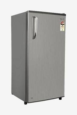 Croma 225 L Direct Cool Single Door 2 Star Refrigerator (CRAR0213, Silver)