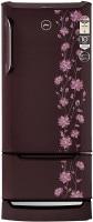 Godrej 225 L Direct Cool Single Door 4 Star Refrigerator (RD EDGE DUO 225 PD INV4.2, Erica Wine)