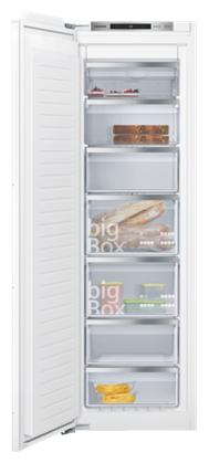 Siemens 335 L Frost Free Single Door 4 Star Refrigerator (GI81NAE30, White)