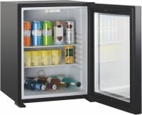Dolphy 50 L Direct Cool Single Door Refrigerator (DMBR0006, Black)