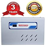 Servokon SK 515 A Digital Voltage Stabilizer (White)