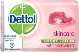 Dettol Skin Care Bar Soap (75GM)