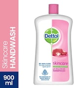 Dettol Skin Care Liquid Soap Jar (900ML)