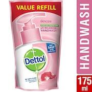 Dettol Skin Care PH Balance Hand Wash Refill (175ML)