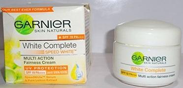 Garnier Skin Naturals White Complete Multi Action Fairness Cream