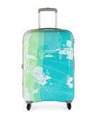 VIP Skybags Escape Luggage (26 Inch, Green)