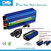 Demuda SLB-B07GKMHFR2 Pure Sine Wave Inverter (Blue)