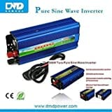 Demuda SLB-B07GKMHFR2 Pure Sine Wave Inverter (Blue)