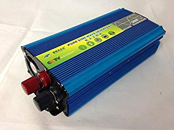 Demuda SLB-B07GKRTXZ5 Pure Sine Wave Inverter (Blue)