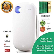 Coway Sleek Pro AP-1009 Room Air Purifier (White)