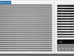 Blue Star 1.5 Ton 3 Star Inverter Window AC (Copper Condenser, 3W18GBT, White)