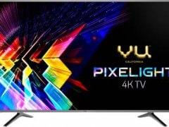 Vu 43 Inch LED Ultra HD (4K) TV (Pixelight 43-UH)