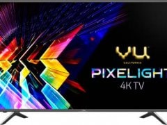 Compare Vu 50 Inch LED Ultra HD (4K) TV (Pixelight 50-QDV)