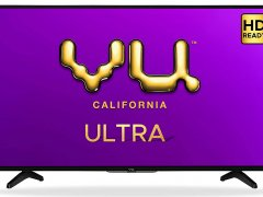 Vu 32 Inch LED HD Ready TV (Ultra Android 32GA)