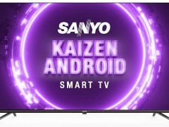 Compare Sanyo 43 Inch LED Ultra HD (4K) TV (Kaizen Series XT-43A082U)