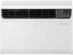 LG 1 Ton 5 Star Inverter Window AC (Copper Condensor, JW-Q12WUZA, White)