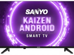 Sanyo 32 Inch LED HD Ready TV (Kaizen Series XT-32A170H)