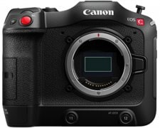 Compare Canon EOS C70