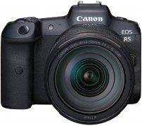 Compare Canon EOS R5