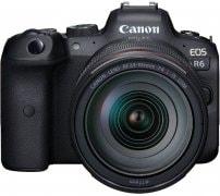 Compare Canon EOS R6
