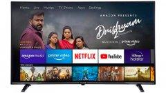 Croma 43-inch Ultra-HD Fire TV Edition Smart LED TV (CREL7366)
