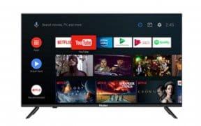 Haier 58 Inch 4K HDR TV (LE58K6600HQGA)
