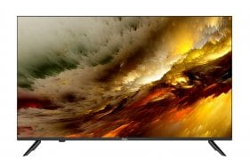 Haier 75 Inch 4K HDR TV (LE75K6600HQGA)