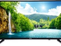 Compare Haier 32 Inch LED HD Ready TV (LE32K6000B)