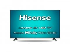 Compare Hisense 50-inch 4K HDR Android TV (50A71F)