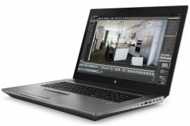 Compare HP ZBook 17 G6