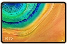 Compare Huawei MatePad Pro 5G
